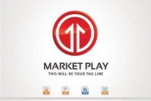 Market Play logo