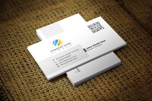 Silvola Corporate Business Card