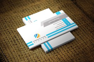 Mowly Corporate Business Card