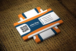 Carmoda Creative Business Card