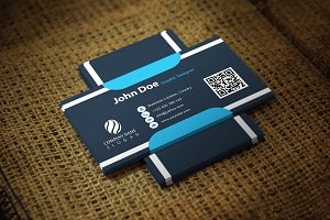 Canvila Business Card Template