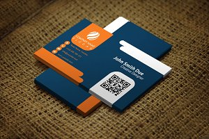 Ukish Creative Business Card
