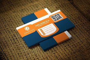 Boostery Creative Business Card