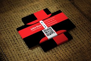 Ronga Creative Business Card