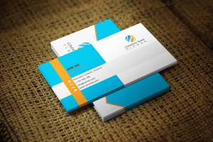 Mixera Corporate Business Card