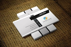 Silverick Corporate Business Card