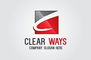 Professional Letter C Logo