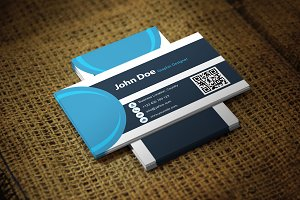 Tingle Business Card Template