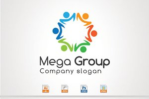 Mega Group Logo