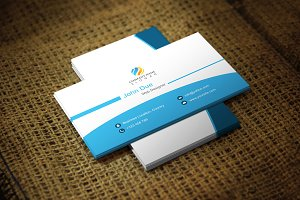 Lightangle Business Card Template