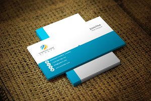 Whitalink Business Card Template
