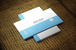 Denka Corporate Business Card