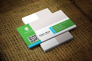 Dernate Business Card Template