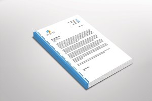 Sealia Letterhead Template