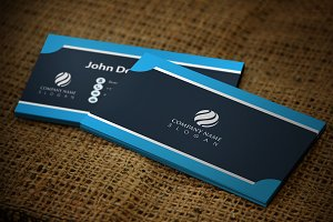 Bludondi Business Card Template