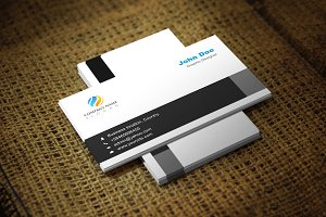 Blackdow Business card Template
