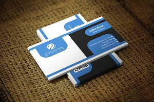 Bludanga Business Card Template