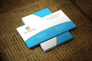 Demina Corporate Business Card