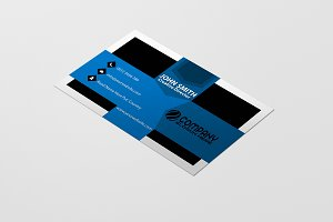 Blutrola Creative Business Card