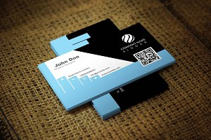 Bluestate Corporate Business Card