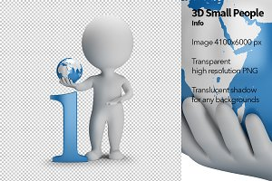 3D Small People - Info