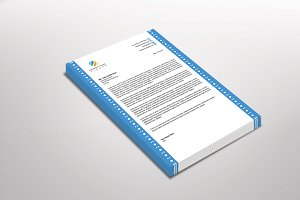 Kindle Letterhead Template