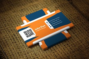 Shampanian Creative Business Card