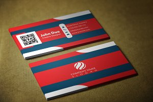 Reddo Creative Business Card