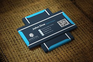 Blulondi Business Card Template