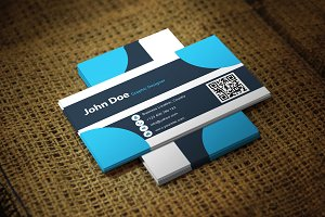 Kintosh Business Card Template