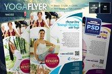Yoga Flyer Vol.02