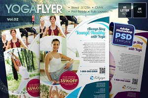 Yoga Flyer Vol.02