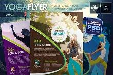 Yoga Flyer Vol.03