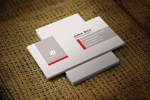 Readtouch Business Card Template