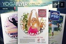 Yoga Flyer Vol.04
