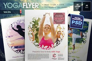 Yoga Flyer Vol.04