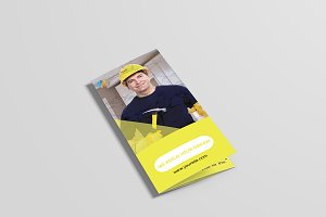 Constructica Tri Fold Brochure