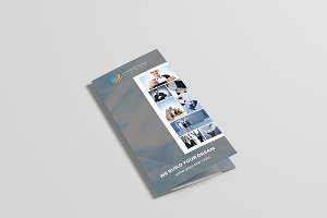 Comphana Tri Fold Corporate Brochure