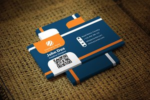 Oranzo Creative Business Card
