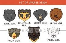 Bears.  Funny animals