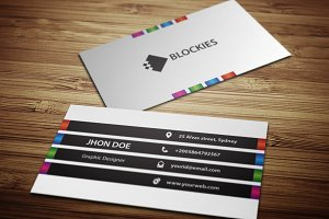 Multi-Purposes Business Card