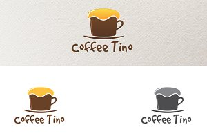 Coffee Tino - Logo Template