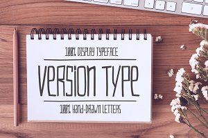 Version Type Pro Regular