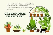 Greenhouse Creator Kit
