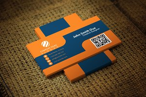Oranto Creative Business Card