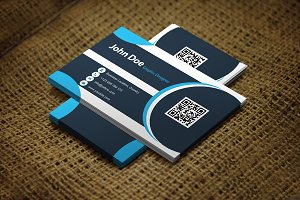 Circot Business Card Template