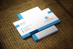 Skyclean Business Card Template
