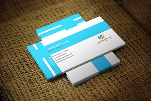 Bluranga Corporate Business Card