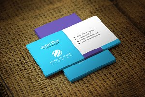Anoxen Business Card Template