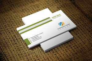 Oliviana Corporate Business Card